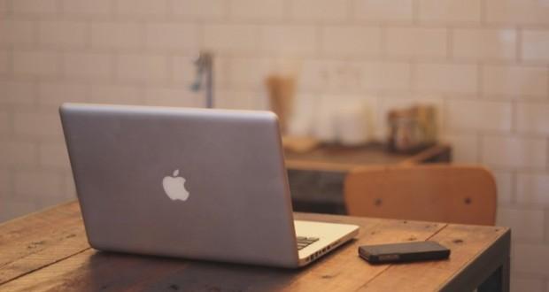 apple-arbetsplats
